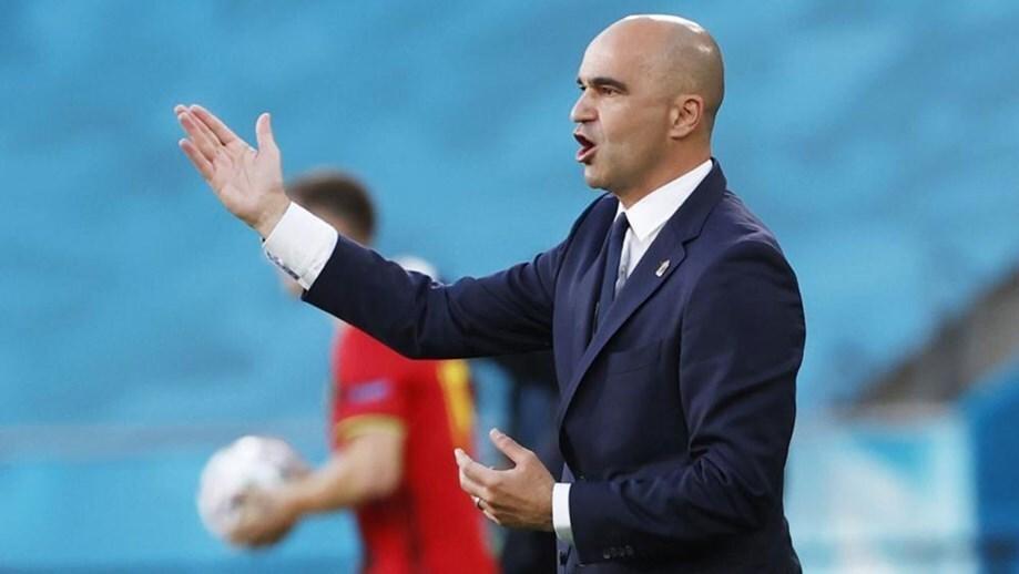 Martinez: 'Belgia tahu cara menang meski tidak bermain bagus'