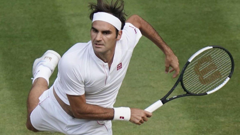 Federer memulai kampanye Wimbledon