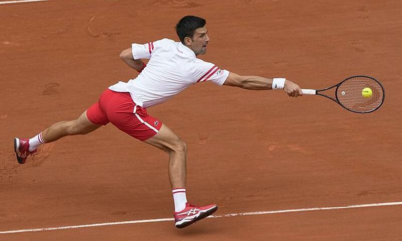 Djokovic lolos di babak keempat Roland Garros