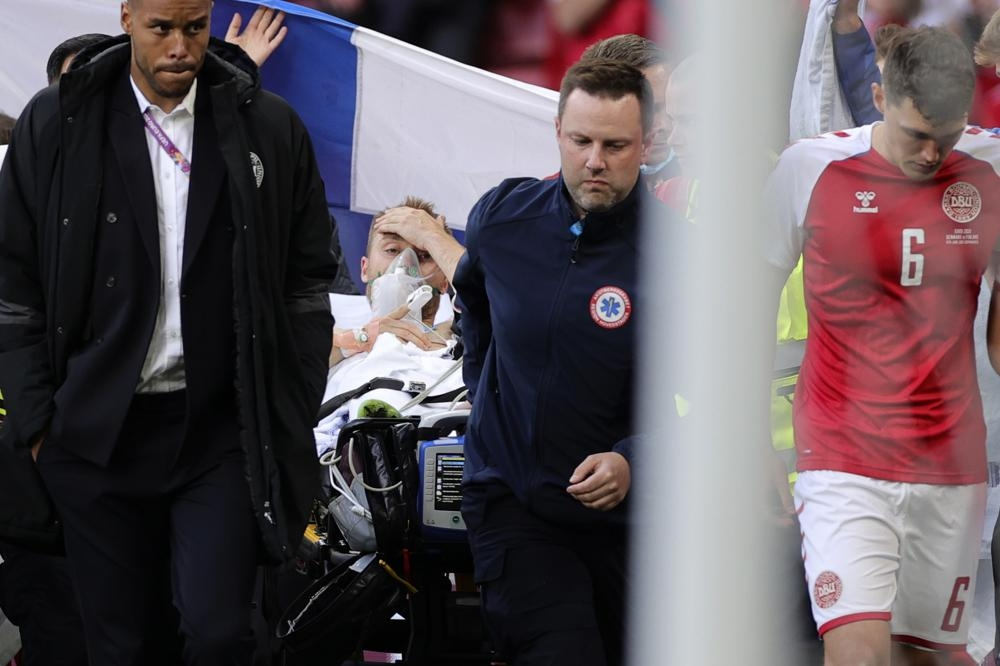 Pelatih Denmark: 'Eriksen lebih memperhatikan kami'