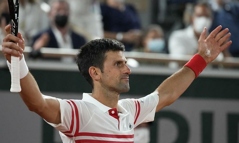 Djokovic mengubah Nadal menjadi mantan juara Roland Garros
