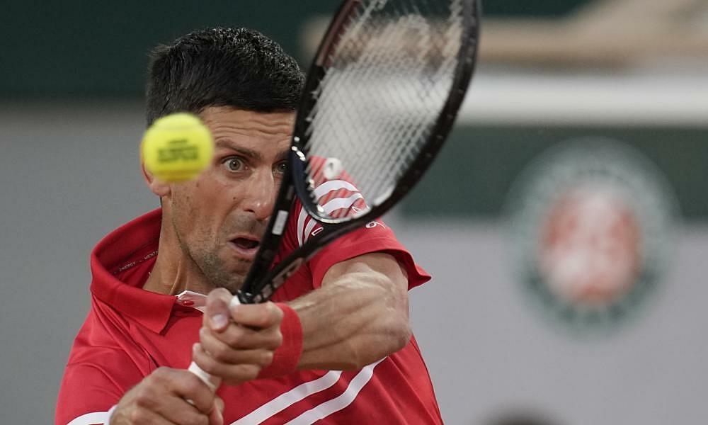 Djokovic menang mudah di babak pertama Roland Garros
