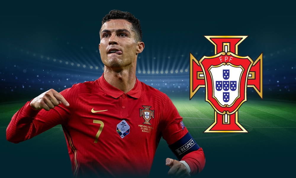 109 gol Ronaldo di level tim nasional