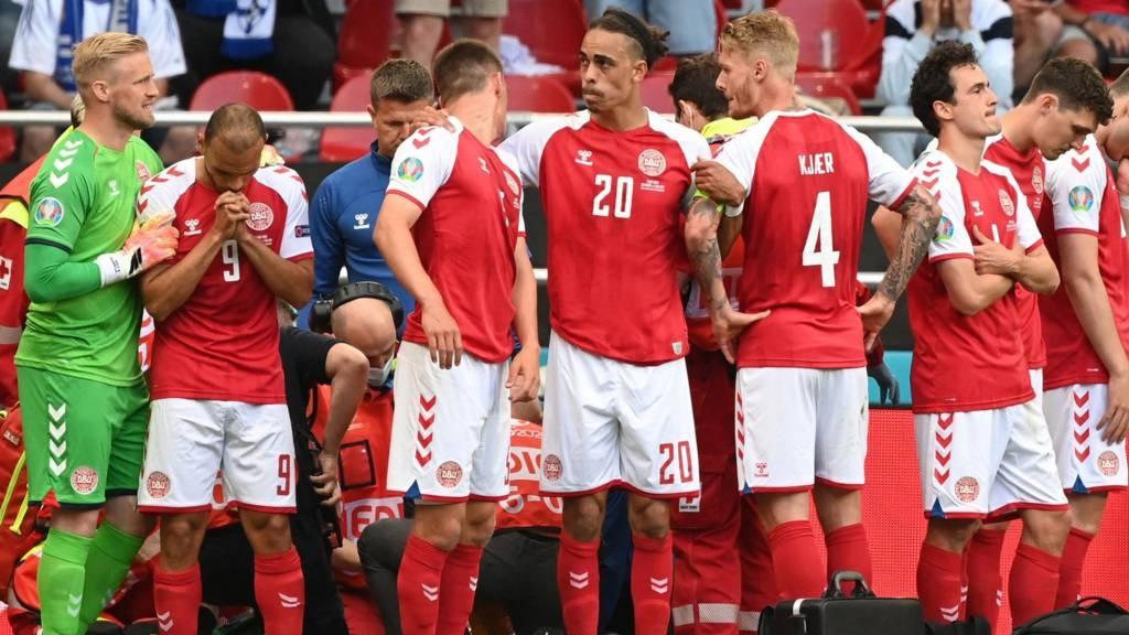 Denmark kalah shock tanpa Eriksen