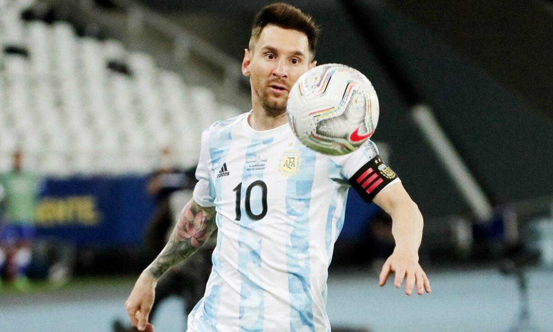 Argentina – Bolivia: Menunggu Messi untuk memecahkan rekor