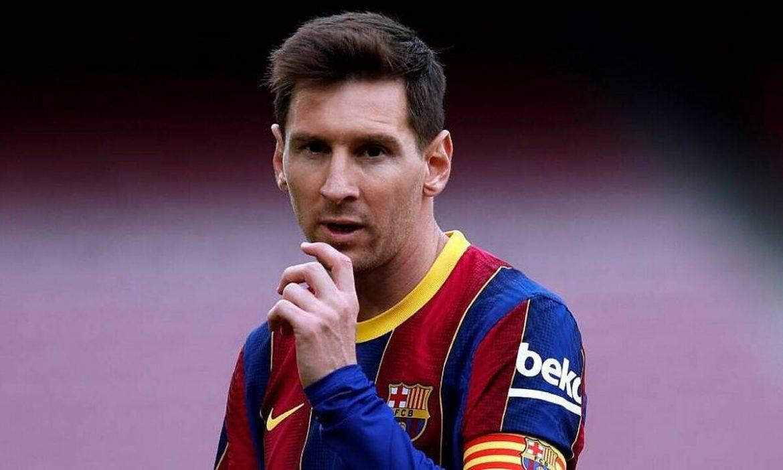 Barca mungkin dilarang mendaftarkan Messi di La Liga