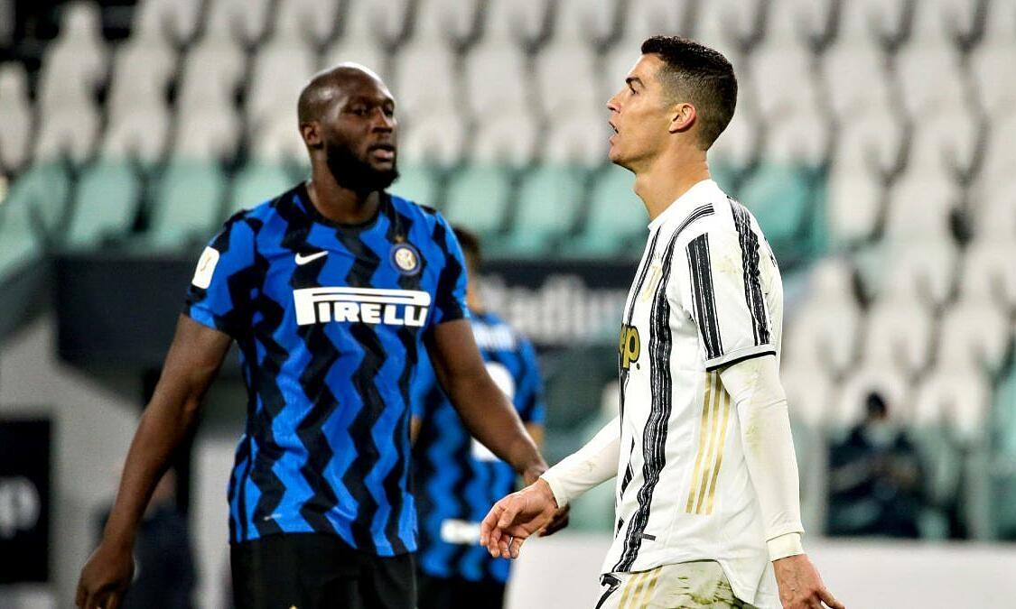 Ronaldo kalah dari Lukaku dalam voting Serie A A