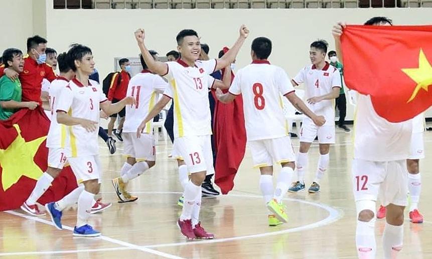 Pemimpin tim futsal: 'Grup Vietnam tidak terlalu sulit'