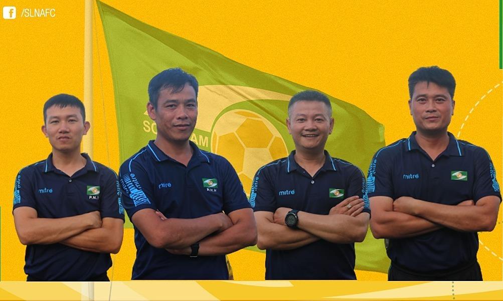 Van Quyen, Huy Hoang memimpin SLNA