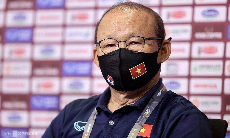 Pelatih Park Hang-seo: 'Kita harus menang melawan Indonesia'