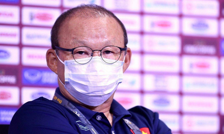 Coach Park: 'Kumpulkan semua energi Anda untuk pertandingan Malaysia'