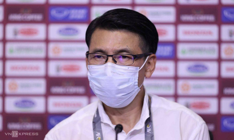 Pelatih Tan Cheng Hoe: 'Membuang-buang kesempatan kalah dari Vietnam'