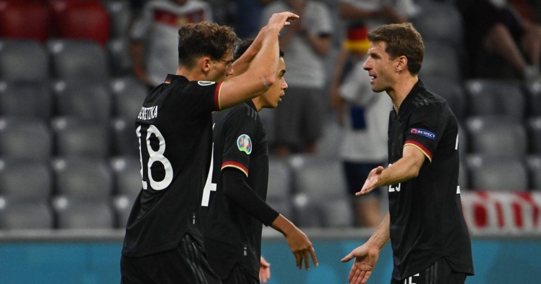 Jerman bersemangat untuk bertemu Inggris di babak 1/8 Euro 2021