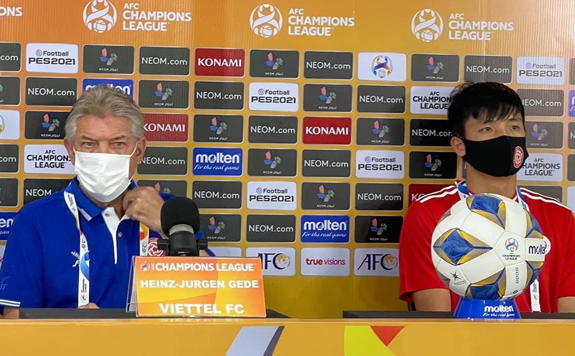 Pelatih Gede: 'Viettel perlu beradaptasi dengan cepat di Liga Champions AFC'