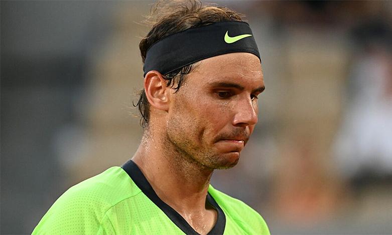 Nadal kelelahan setelah kalah dari Djokovic