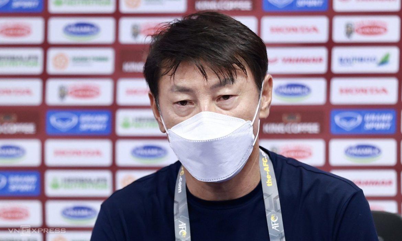 Pelatih Indonesia menyalahkan wasit saat kalah dari Vietnam