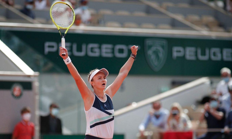 Krejcikova memenangkan Roland Garros