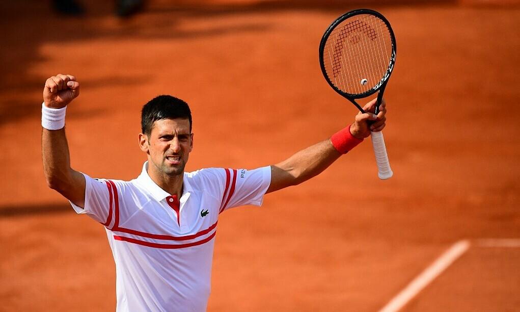 Djokovic memasuki babak ketiga Roland Garros