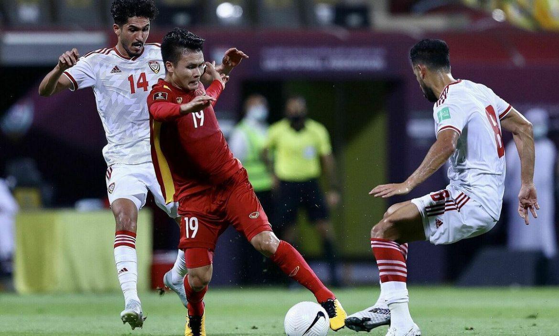 Tim Vietnam taklukkan babak kualifikasi kedua Piala Dunia 2022