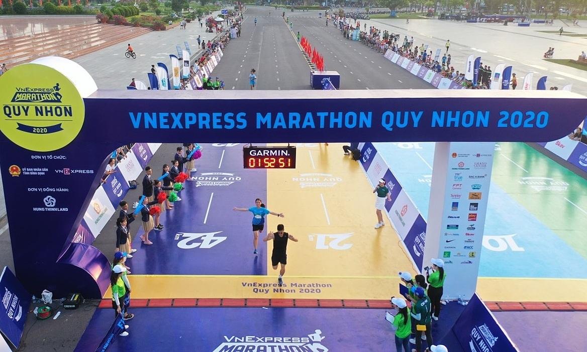 VM Sparkling Quy Nhon 2021 ditunda hingga 22 Agustus