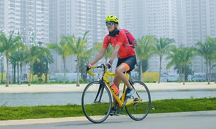 Lebih dari 1.300 orang mendaftar untuk turnamen bersepeda virtual dalam satu hari