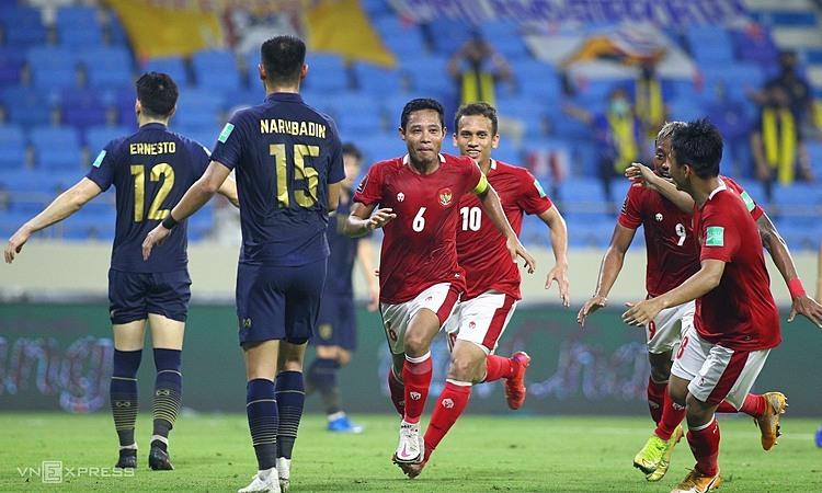 Gaya gerilya tim Indonesia