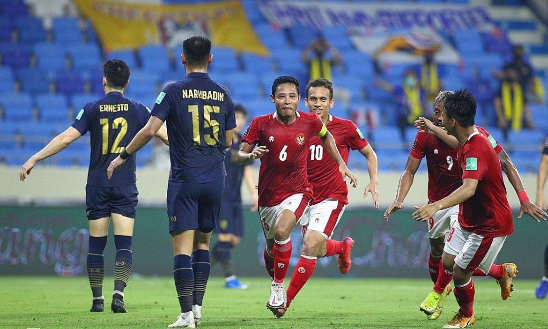 Surat kabar Indonesia menunjukkan bagaimana membantu tim tuan rumah mengalahkan Vietnam