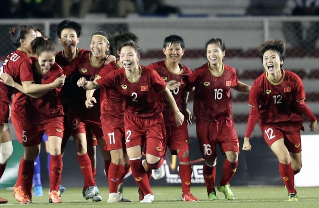 Vietnam masuk grup mudah di babak kualifikasi Piala Asia putri
