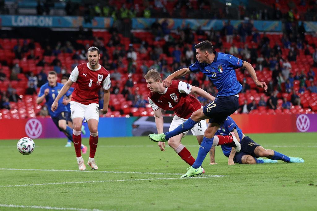 Live Italia vs Austria