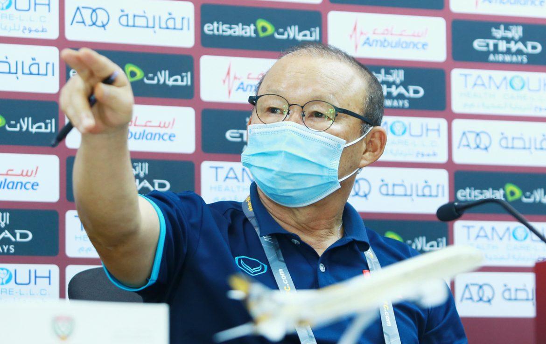 Coach Park bersikap keras terhadap reporter UEA