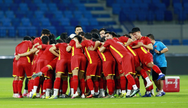 Vietnam sembunyikan nomor baju sebelum pertandingan Indonesia