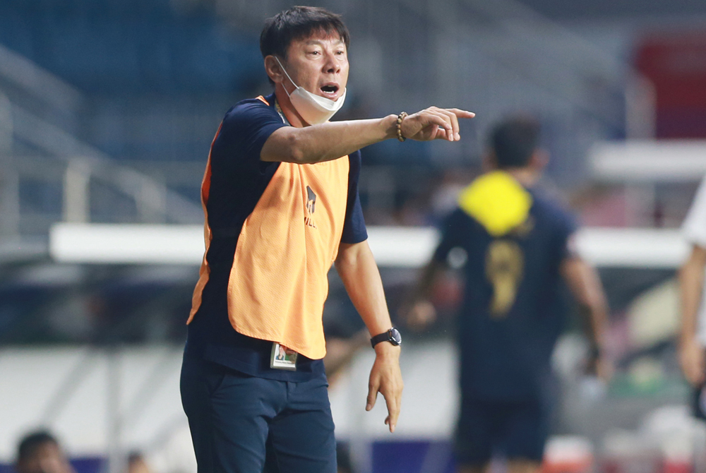 Pelatih Indonesia: 'Saya akan melawan Park Hang-seo dengan kepala dingin'