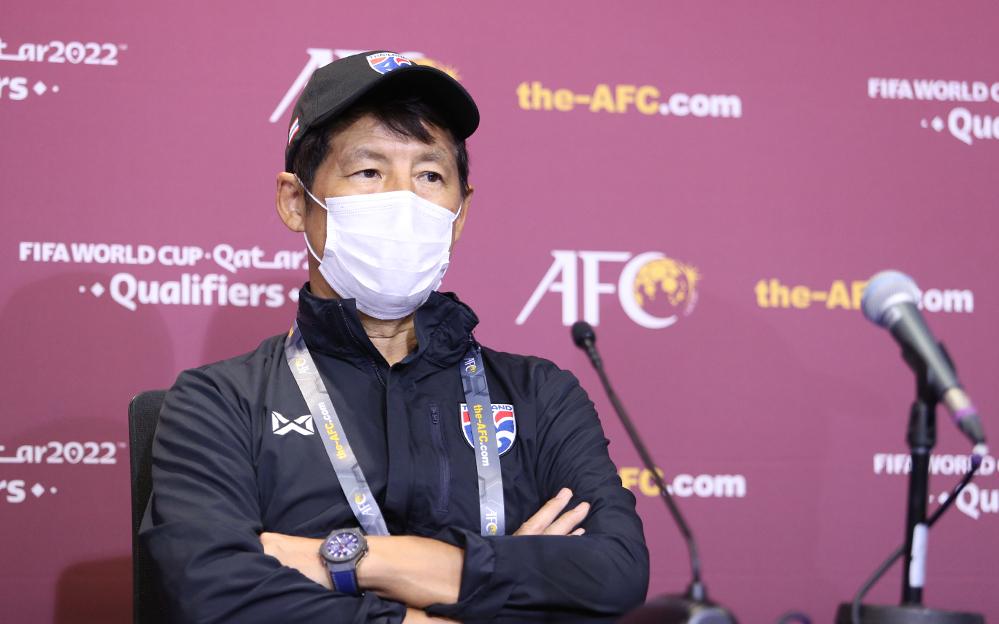 Pelatih Nishino: 'Pintu berikutnya tidak tertutup untuk Thailand'