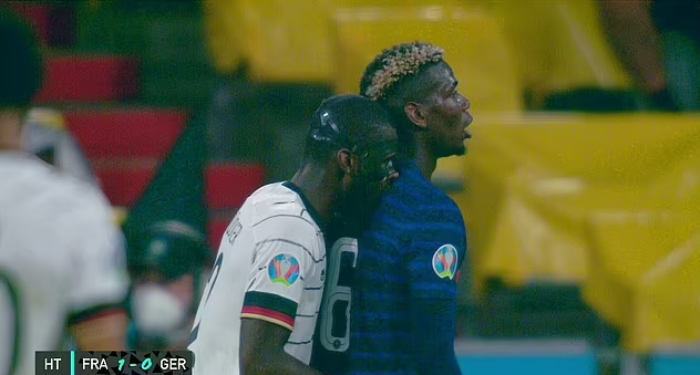 Rudiger menggerogoti punggung Pogba – w88alternatif Sports
