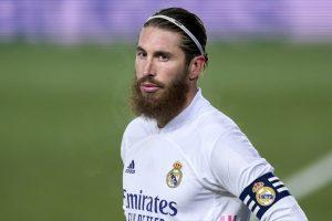 Ramos mengucapkan selamat tinggal pada Real Madrid