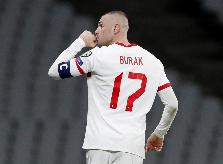 Turki memiliki skuad termuda di Euro 2021