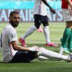 Benzema masih mati di Euro