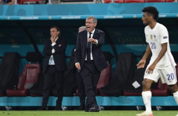 Pelatih Santos: 'Portugal layak bermain imbang dengan Prancis'