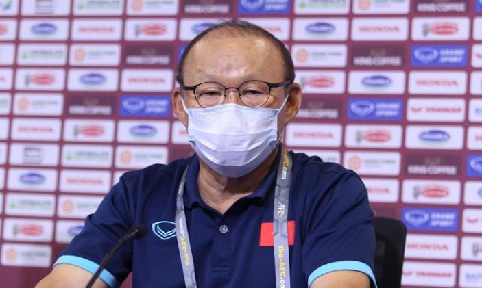 Coach Park: 'Pemain Vietnam berjuang sampai detik terakhir'