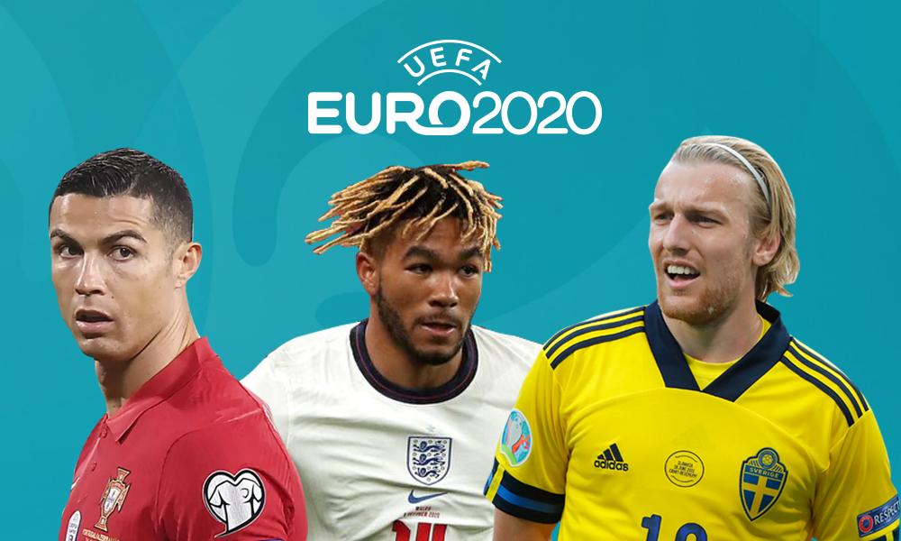 Yang terbaik di babak penyisihan grup Euro 2021