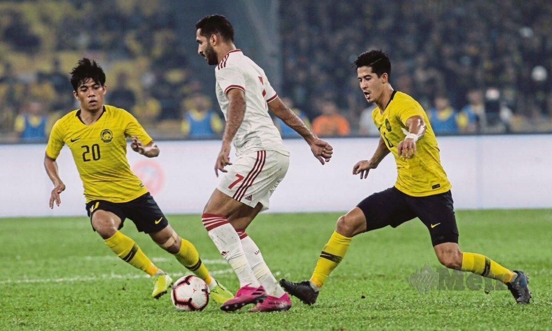 UEA 0-0 Malaysia (babak pertama): Kehilangan kesempatan tatap muka