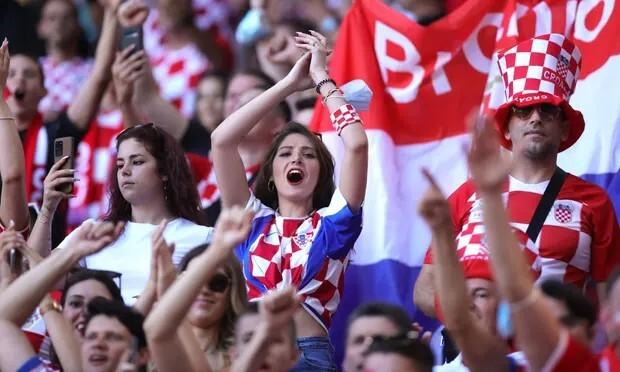 Kroasia 0-0 Spanyol (babak pertama): Morata memulai