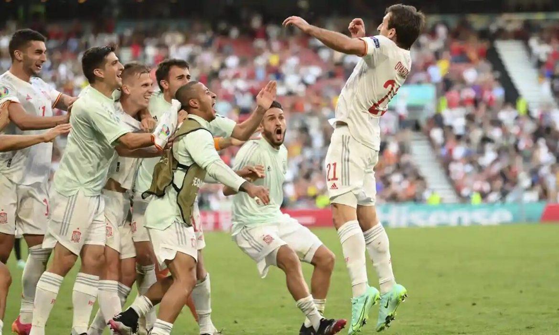 Spanyol mengalahkan Kroasia di perpanjangan waktu
