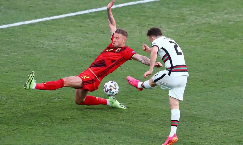 Belgia vs Portugal langsung