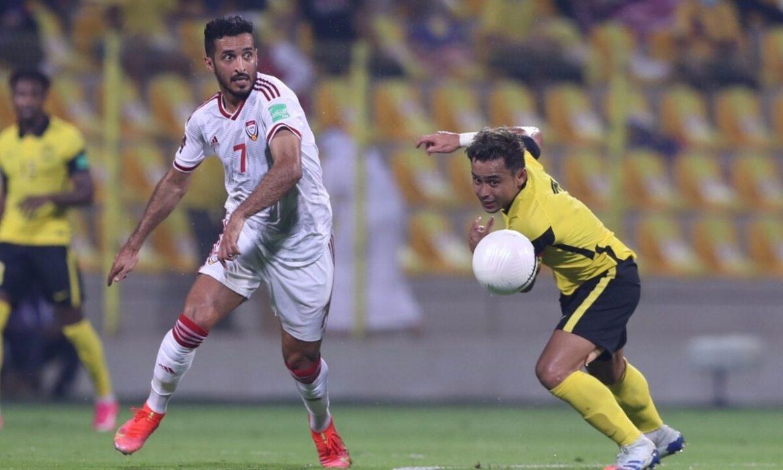 UEA 1-0 Malaysia (babak kedua): Syafiq Ahmed gagal Ahmed