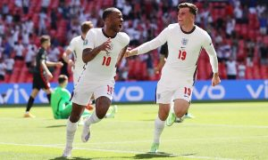 Inggris mengalahkan Kroasia di pertandingan pembuka Euro