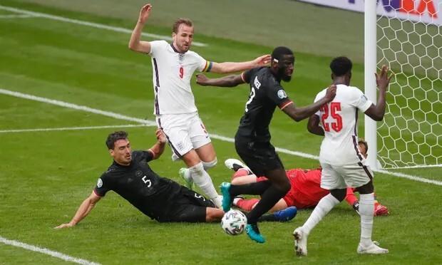 LiveAnh 0-0 Jerman (babak kedua): Penyelamatan Pickford