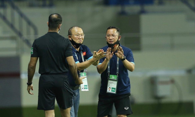 Apa yang dikatakan Pelatih Park Hang-seo setelah kemenangan atas Indonesia