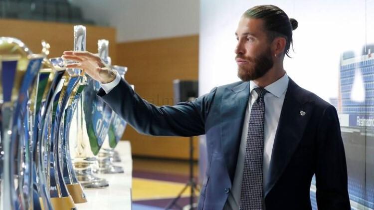 Sergio Ramos mengungkapkan alasan meninggalkan Real
