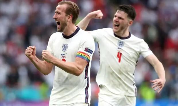 Live Inggris vs Jerman